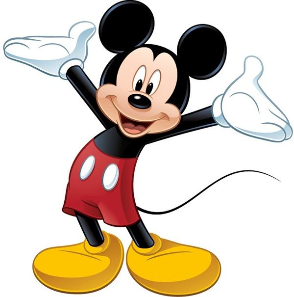 Mickey Mouse Giant Wall Decals