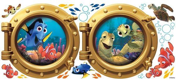 Disney Pixar Finding Nemo Giant Wall Decal