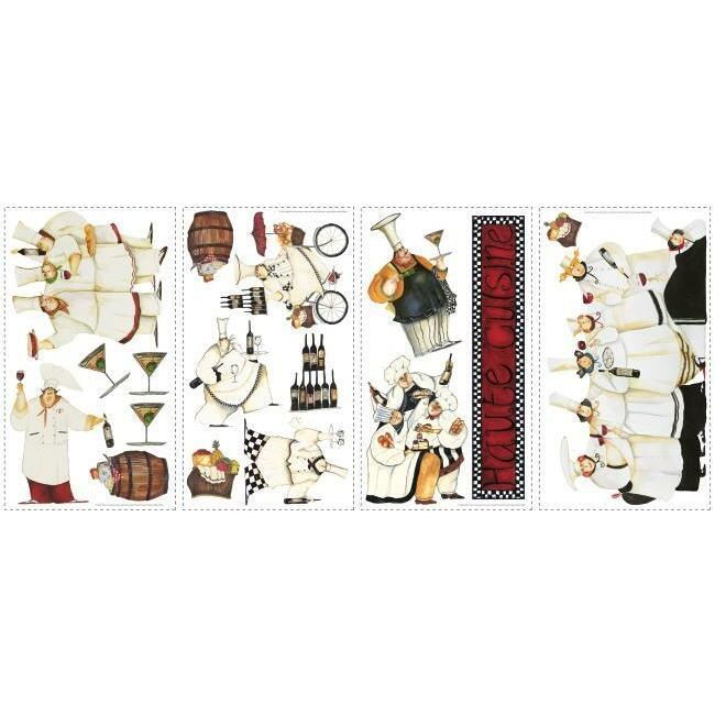 Chefs Wall Decals