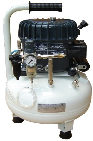 Silentaire Val-Air 50-15 AL 1/2 HP Oil Lubricated Compressor