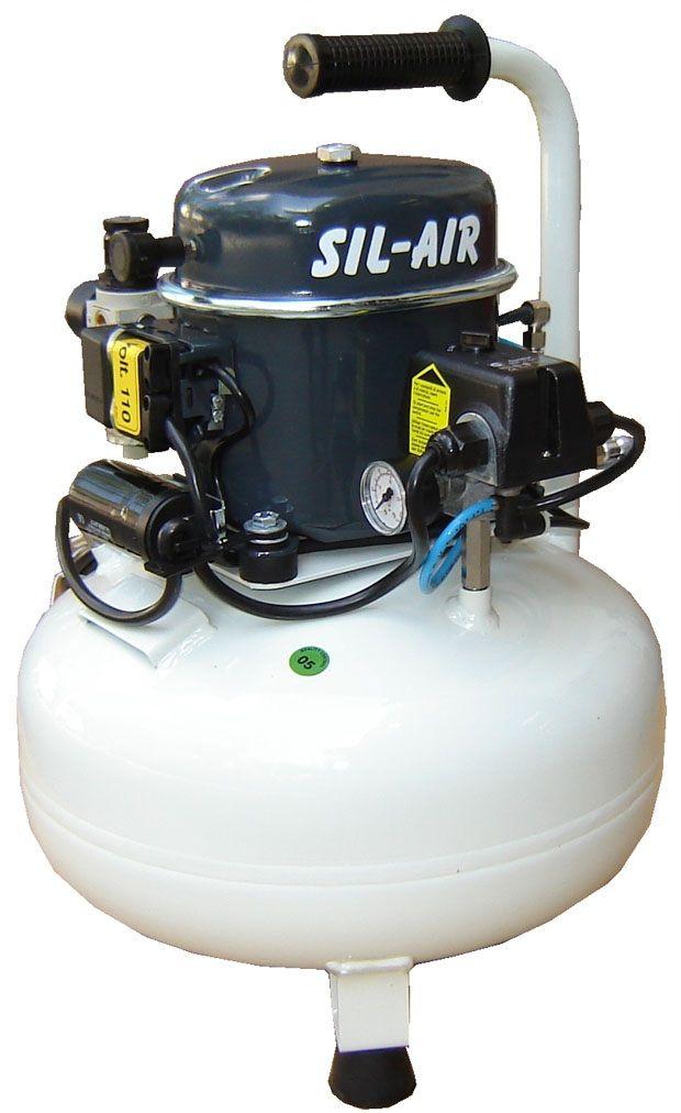 Silentaire Sil Air 50-24 Silent Running Airbrush Compressor