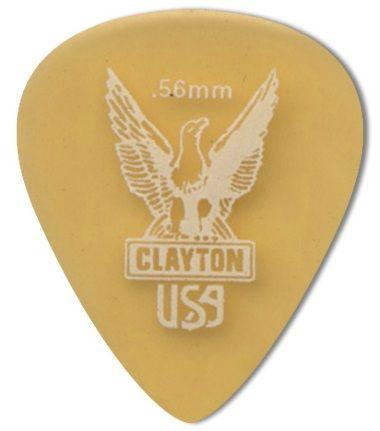 Steve Clayton™ Ultem Tortoise Pick: Standard