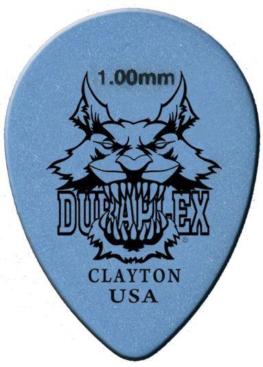 Steve Clayton™ Duraplex Pick: Small Teardrop