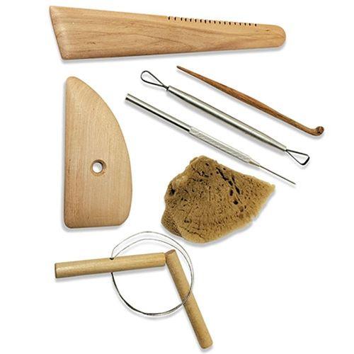 Basic Pottery Tool Set