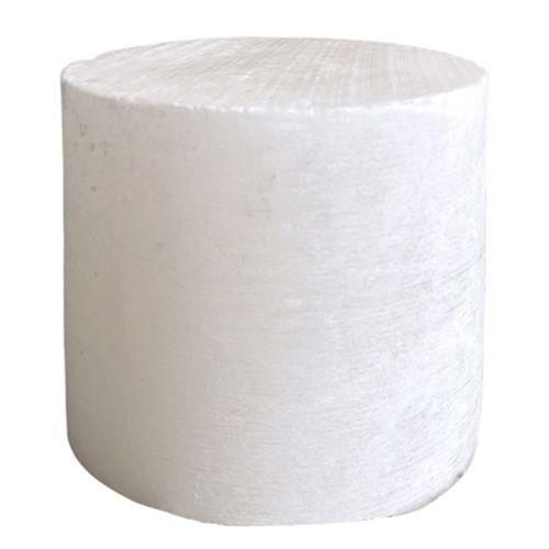 Sculpture House White Alabaster Cylinder