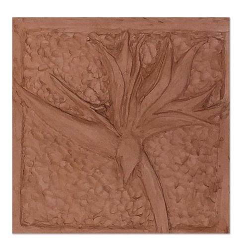 Malone Red Pottery Clay - 25 Lbs.