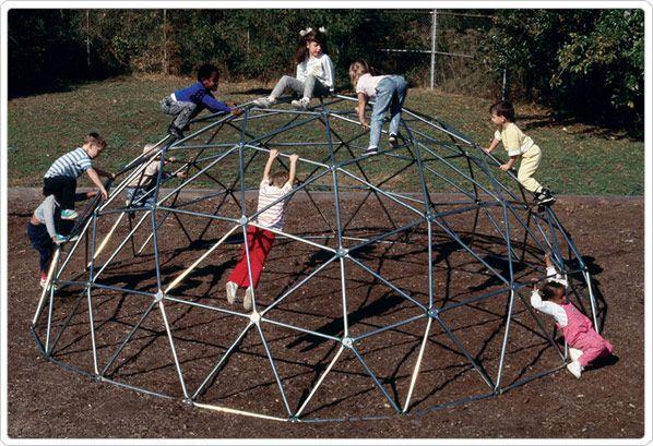 SportsPlay Super Dome Climber - Playground Climbing Structures