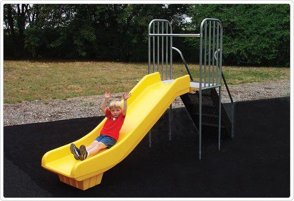 SportsPlay Junior Slider - Playground Equipment