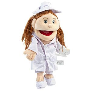 Sunny Toys Mom Puppets Collection