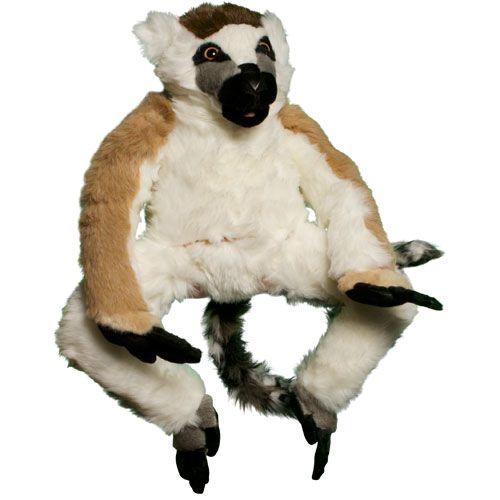 """15"""" Lemur (Ring Tail)"""