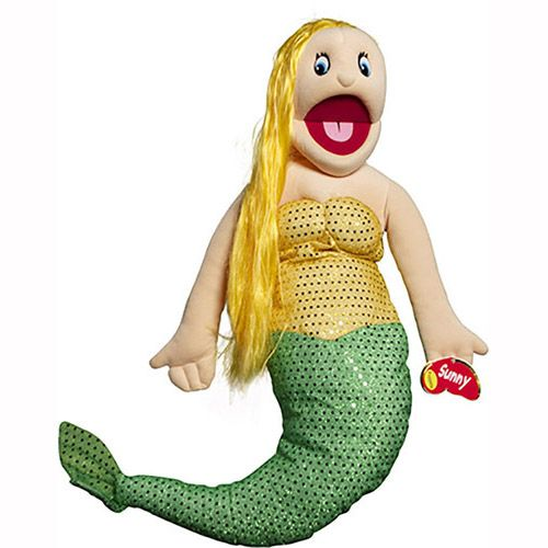 Sunny Toys Mermaid Toy