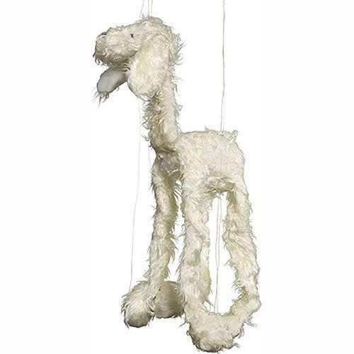 "38"" Four-Leg Large Mutt(White)"