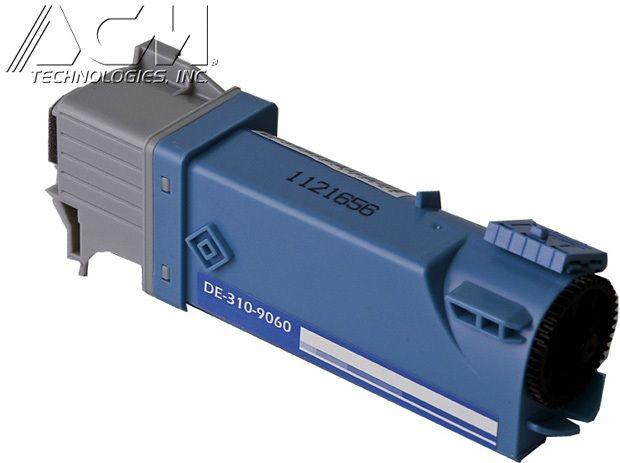 Dell OEM 3109060 Compatible Toner Cartridge: Cyan, 2K Yield