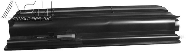 Copystar OEM 370AM016, TK413 Compatible Toner Cartridge: Black, 15K Yield, 1-870 GR Cartridge