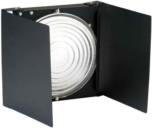 Photogenic 8050B6/902038 Barndoor and Fresnel Lens for 8050MA and PM10 Head