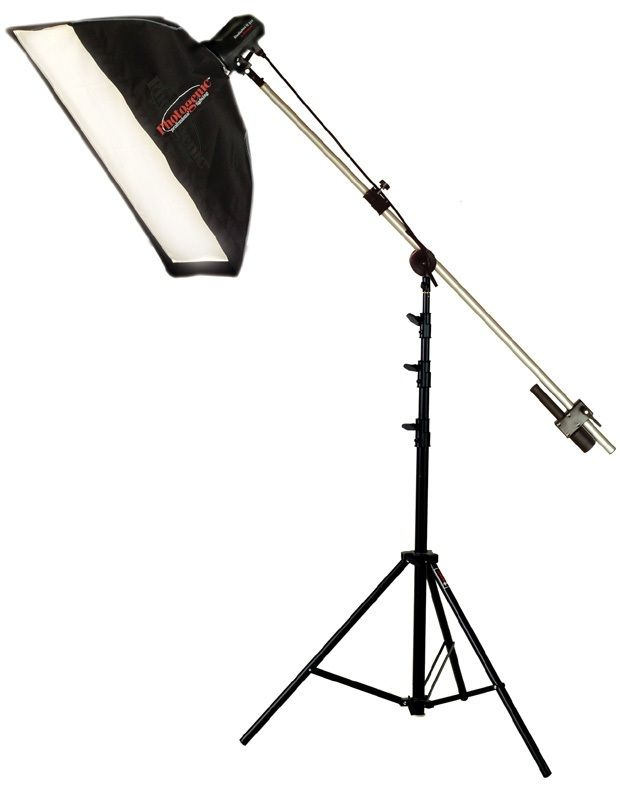 Photogenic AKC25K/956145 AC Power 320 Watts-Second Traveling Hair Light Kit