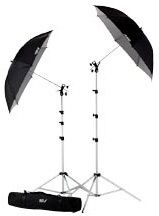 Smith Victor UK2 /401484 Umbrella Kit with Cold Shoes Adapters