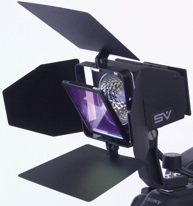 Photogenic SV840/401140 AC/DC Quartz Video Light
