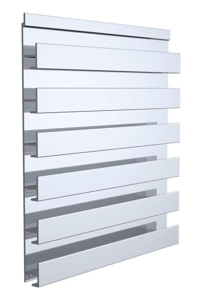 Wall Mount Slatwall Panels