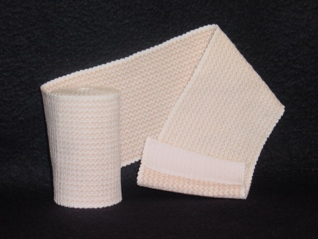 "Tetra Medical Supply Hook Lock Elastic Bandage: Sterile, 2"" x 5yd, Pack of 36"