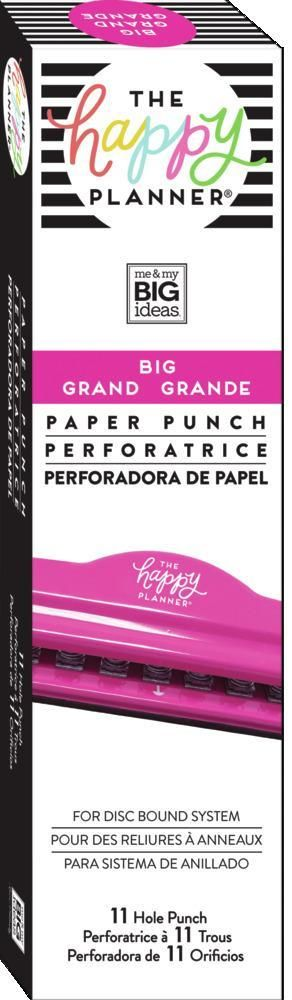 The Happy Planner® Big Punch
