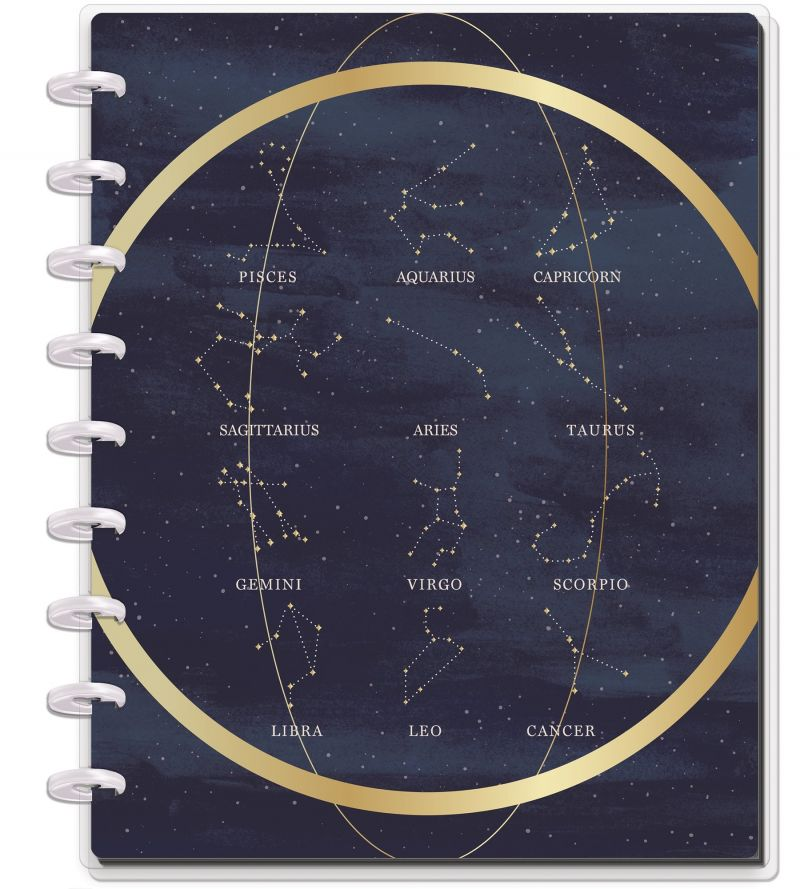 Classic Happy Notes® - Zodiac Signs