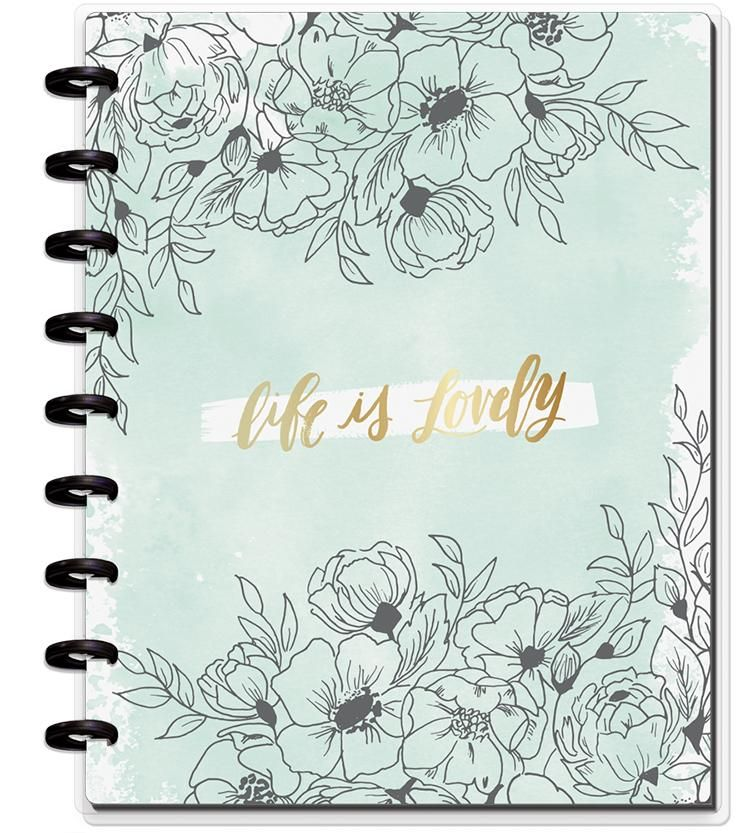Happy Notes® - Life Is Lovely - Classic (lined)