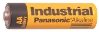 UPG Security Solutions Panasonic AA Alkaline Bulk: AM-3PI/B, 500 (Bulk Only)