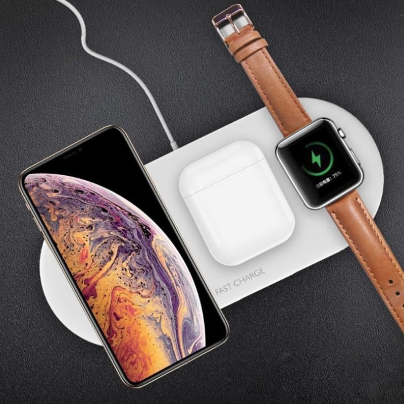 3 In 1 Multi Device Qi Wireless Fast Charger
