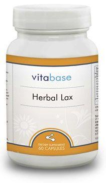 Vitabase Herbal Lax