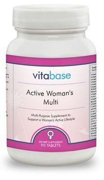 Vitabase Active Woman's Multi