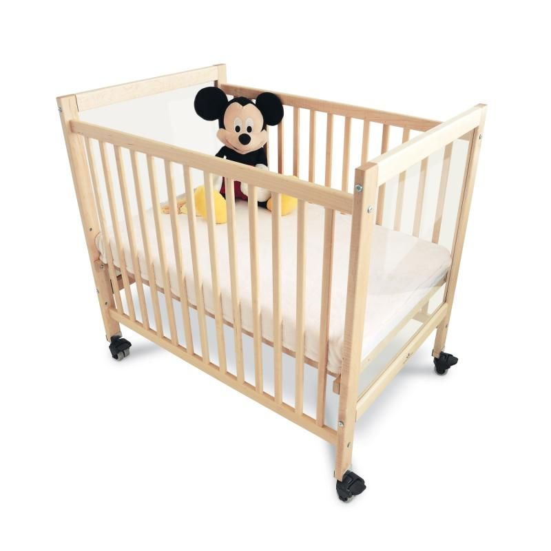Clear View Infant Crib