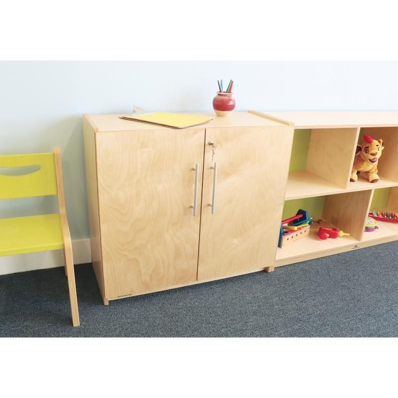 Whitney Plus Locking Storage Cabinet