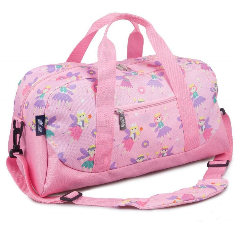 Fairy Princess Overnighter Duffel Bag