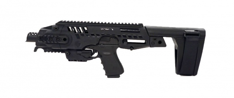 Roni-g2-9-stab, Color: Black