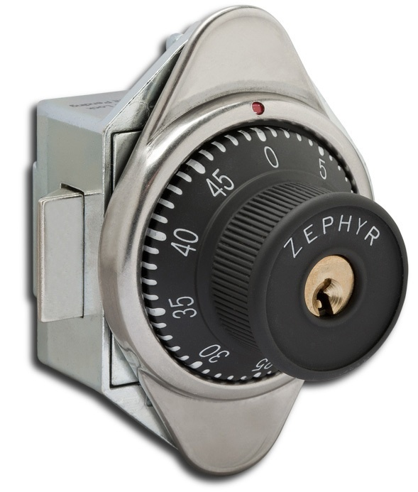 Built-In Combination Lock Built-In Combination Spring Latch Lock